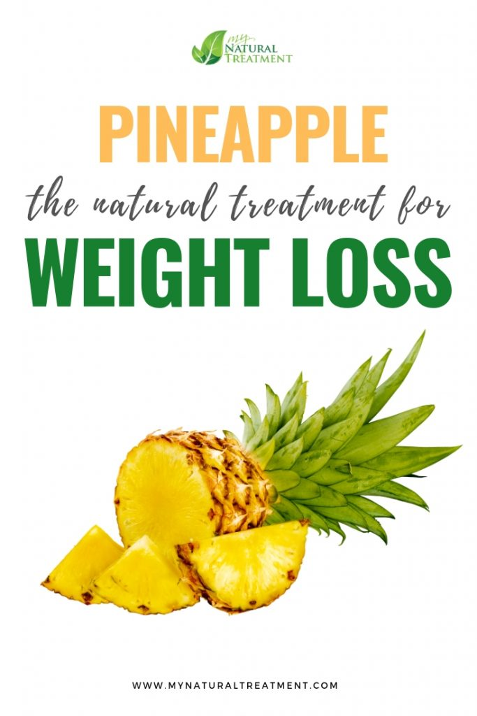 Lose Weight with Pineapple