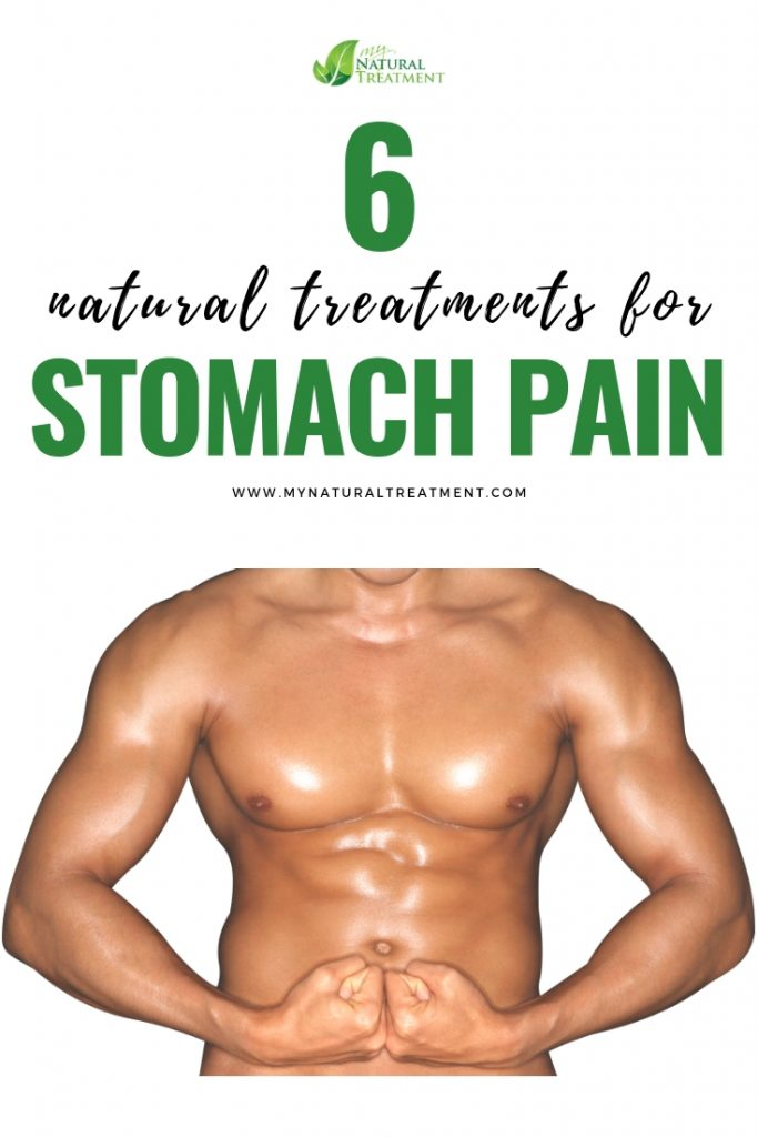 Stomach Pain Natural Remedies