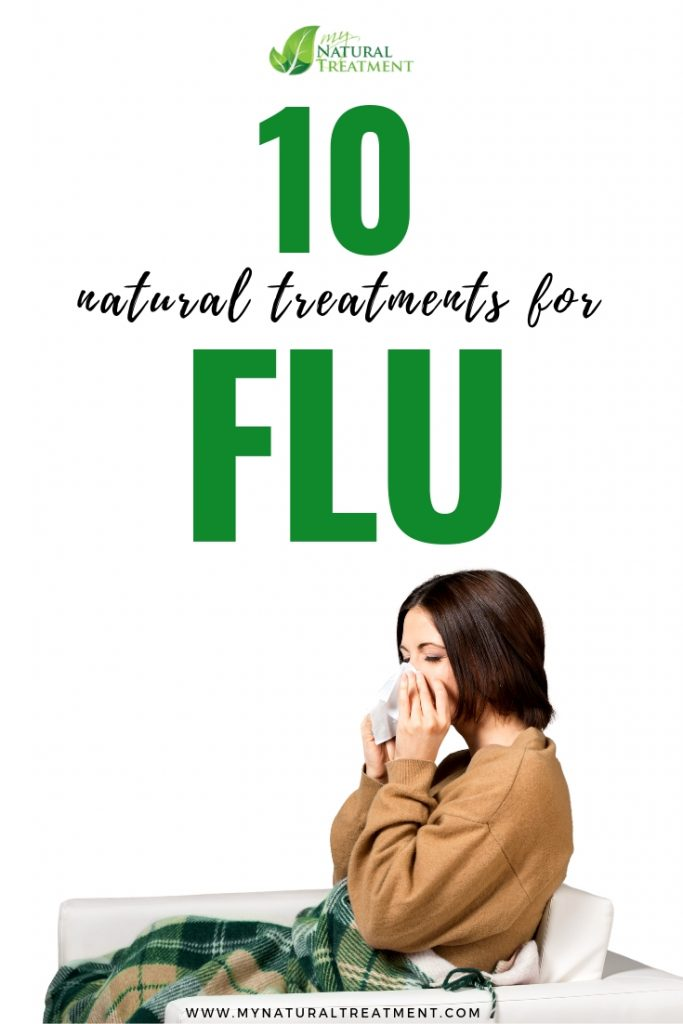 10 Best Natural Treatments for Flu