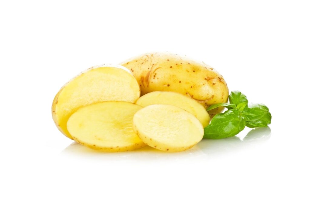 10+ Natural Treatments for Headache - Potato Slice