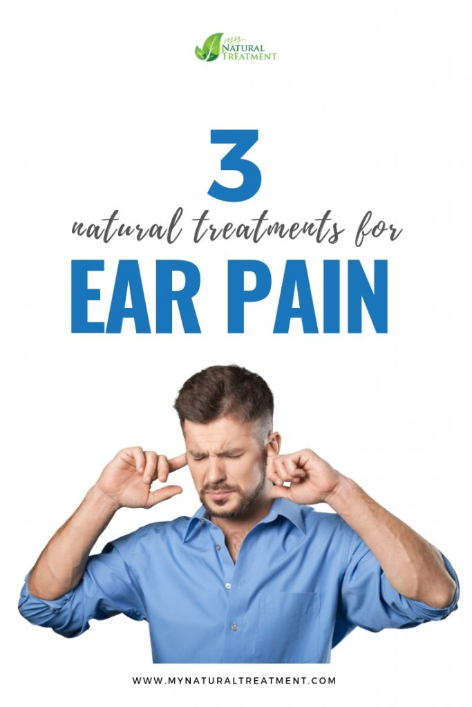 Ear Pain Natural Treatments and Remedies