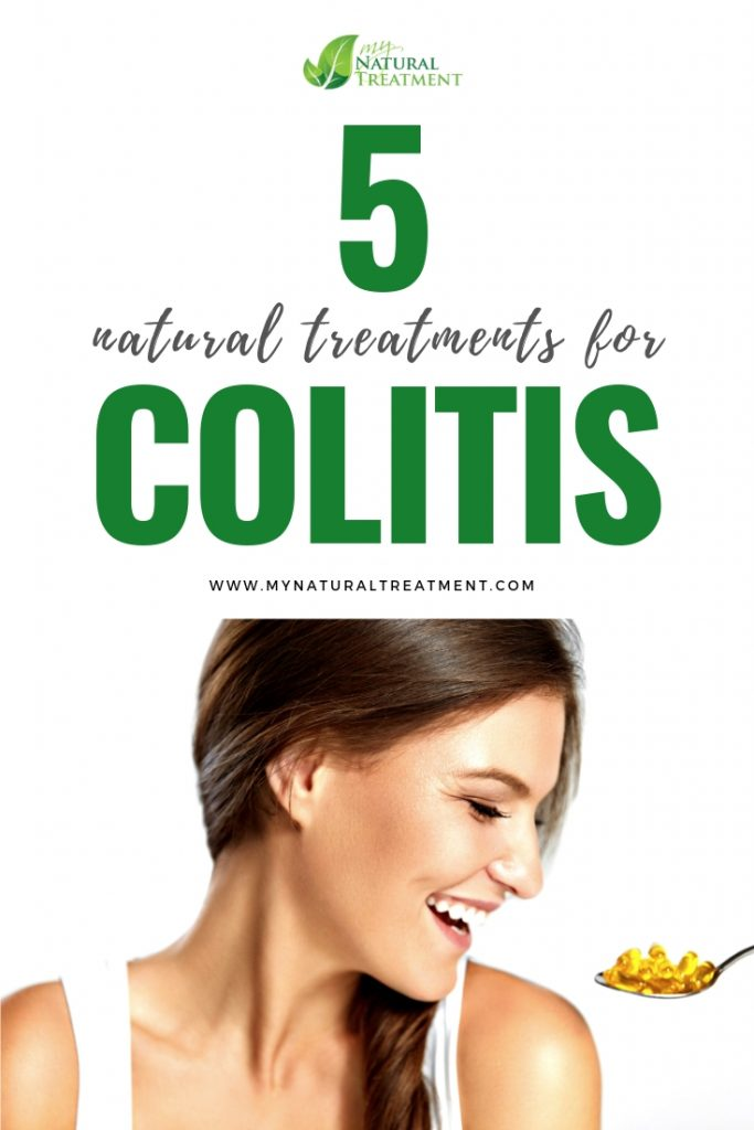 5 Natural Treatments for Colitis