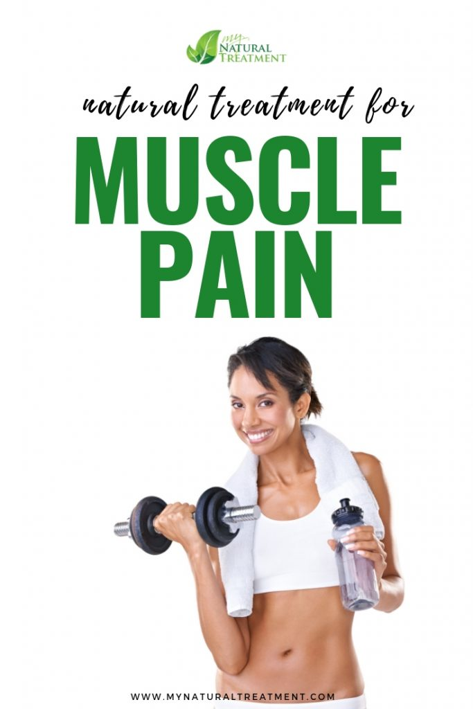 Natural Treatment for Muscle Pain