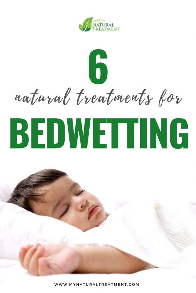 6 Natural Treatments for Enuresis (Bedwetting)