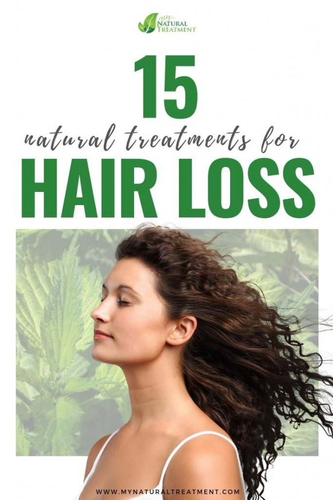 15 Natural Treatments for Hair Loss