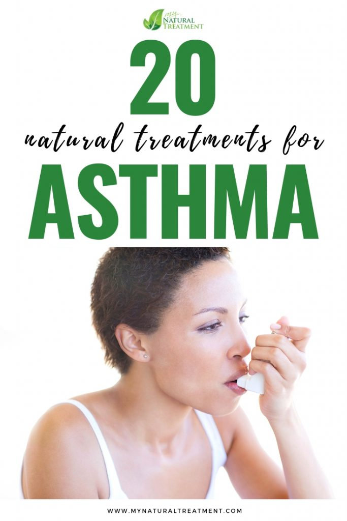 20 Natural Treatments for Asthma