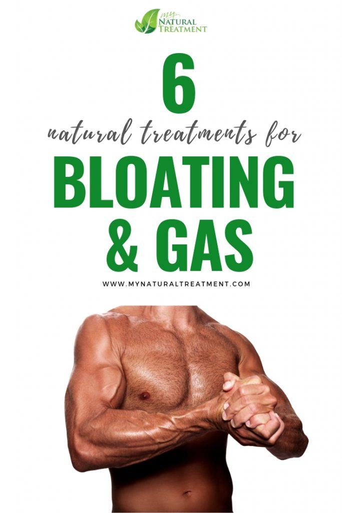 Bloating and Gas Natural Treatments