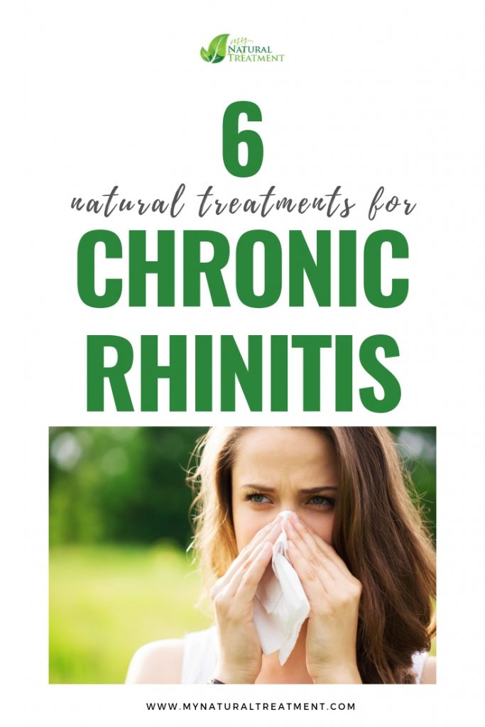 Chronic Rhinitis Treatment - Heal Naturally