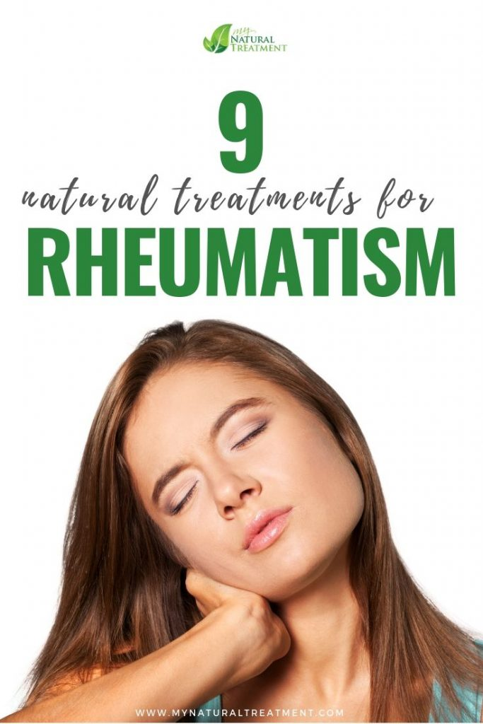 Rheumatism Natural Remedies