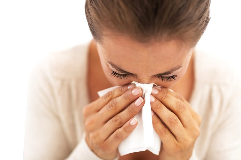 Natural Treatments for Chronic Rhinitis