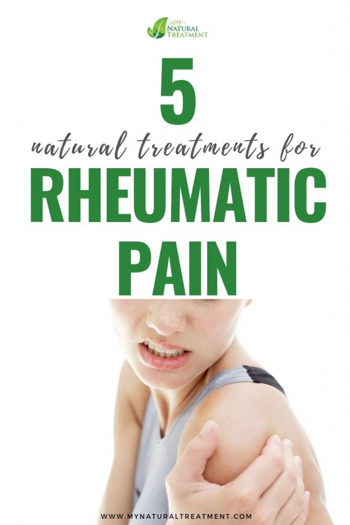 Rheumatic Pain Remedies with Garlic and Herbs