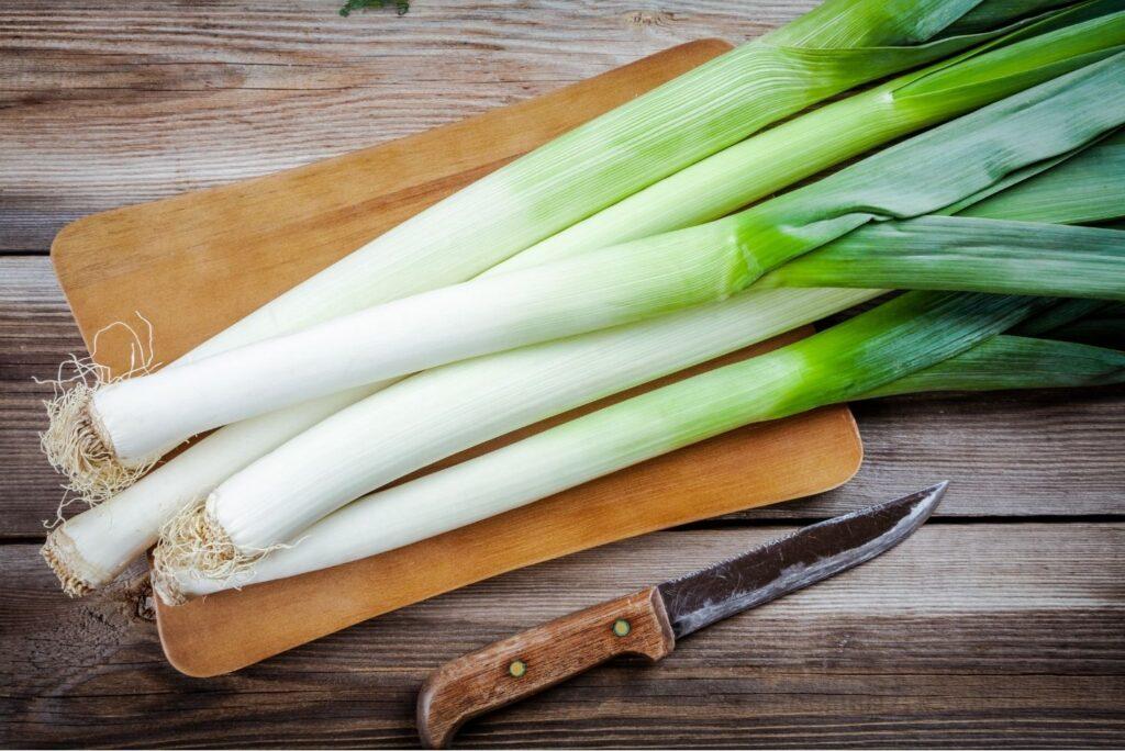 7 Natural Remedies for Diabetes - Leeks