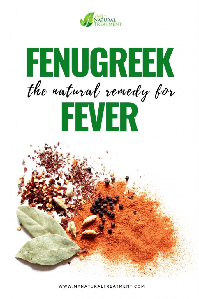 Fenugreek, Natural Remedy for Fever