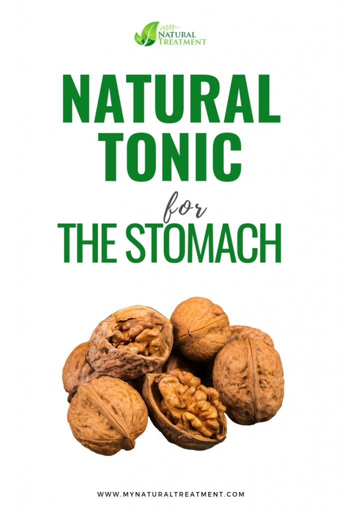 Natural Tonic Treatment for Stomach Conditions