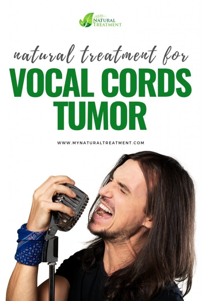 Natural Treatment for Vocal Cords Tumor