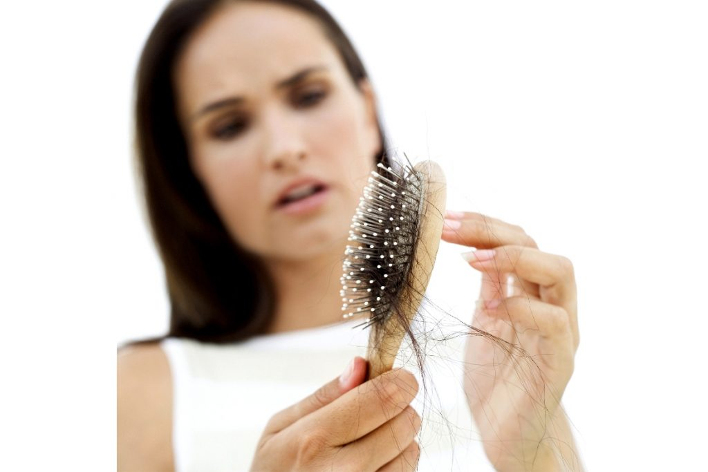 Natural Treatments for Alopecia