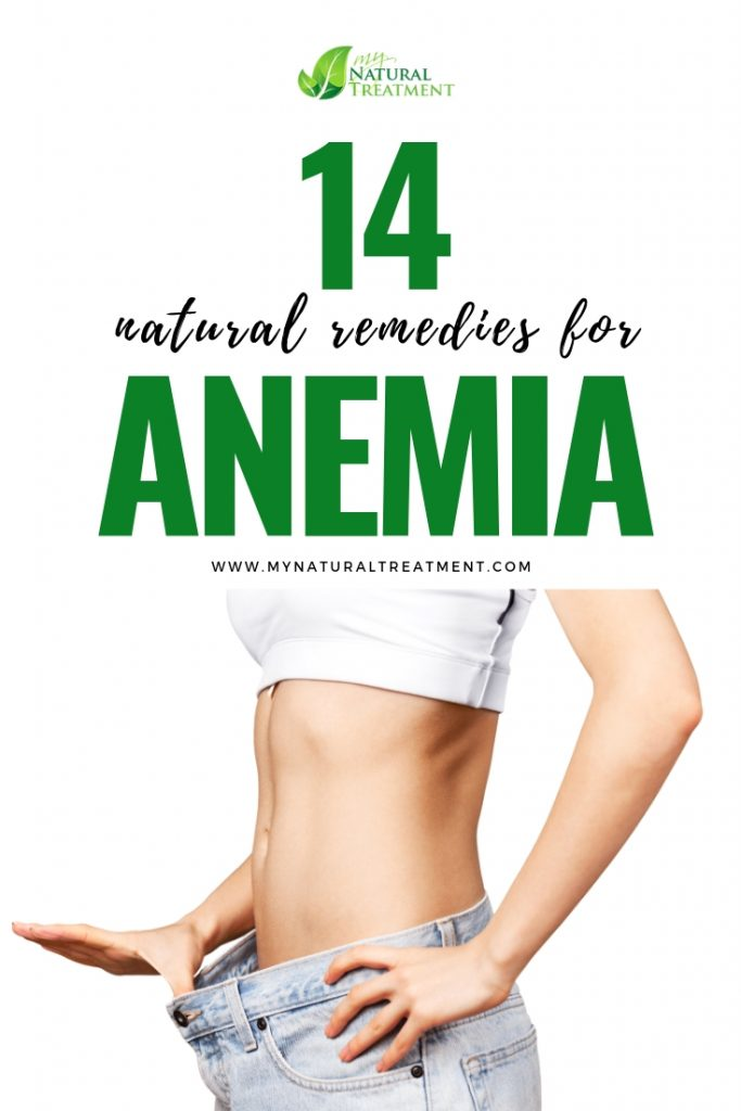 natural remedies for anemia