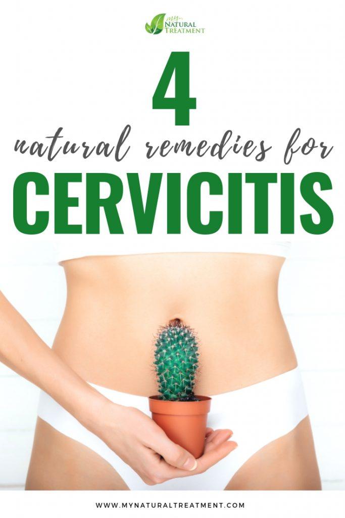 Natural Remedies for Cervicitis #chroniccervicitis