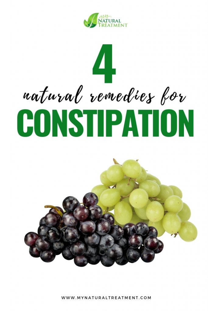 4 Natural Remedies for Constipation