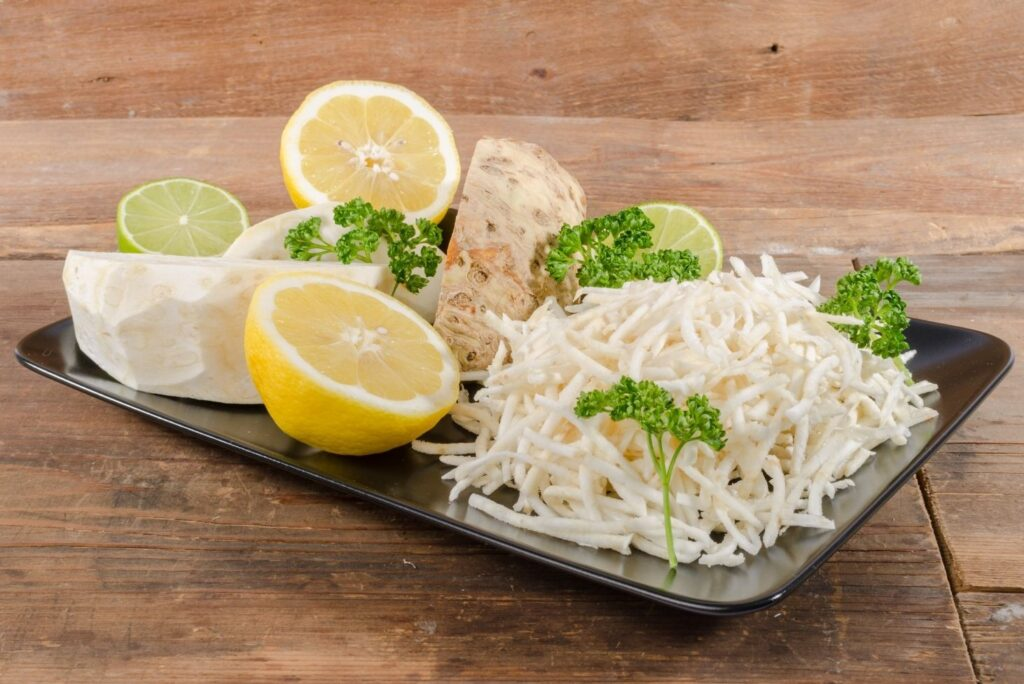 5 Natural Treatments for Impotence - Celery Root