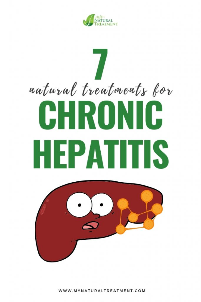 Chronic hepatitis remedies and natural treatment for hepatitis