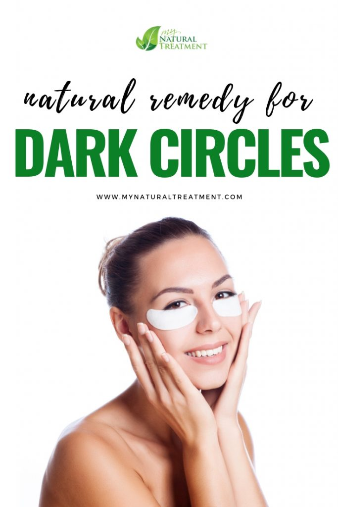 Natural Remedy for Dark Circles