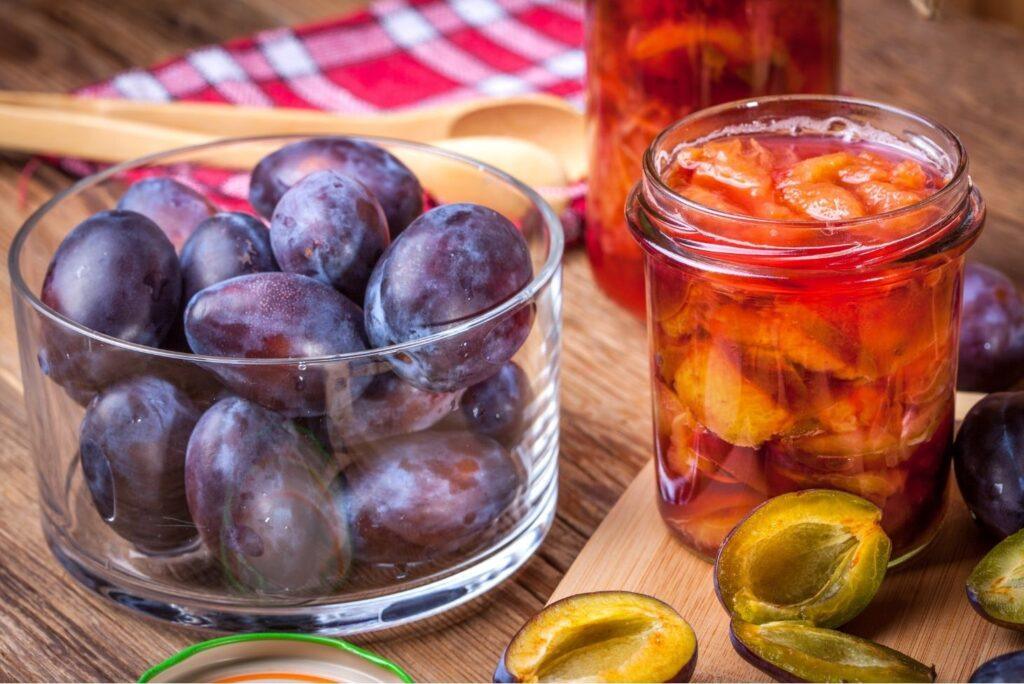 Natural Remedy for Liver Congestion - Prunes Plums