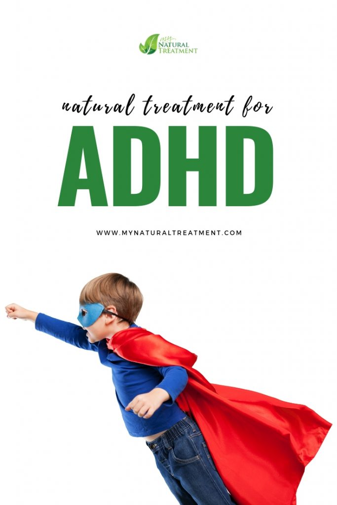 Natural Treatment for ADHD in Kids
