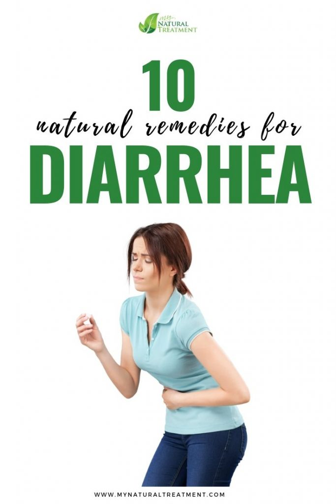 Natural Remedy for Diarrhea