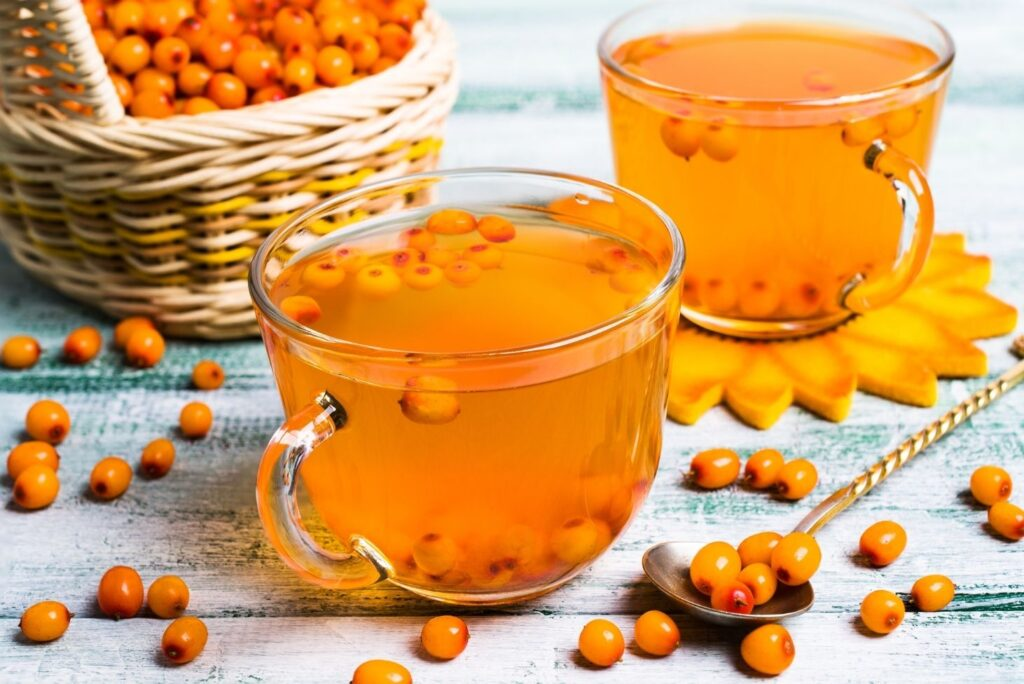 10 Sea Buckthorn Uses and Contraindications - Sea Buckthorn Tea