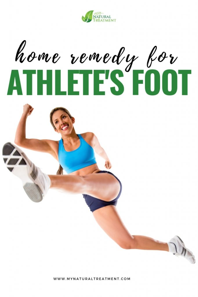 Home Remedy for Athlete's Foot