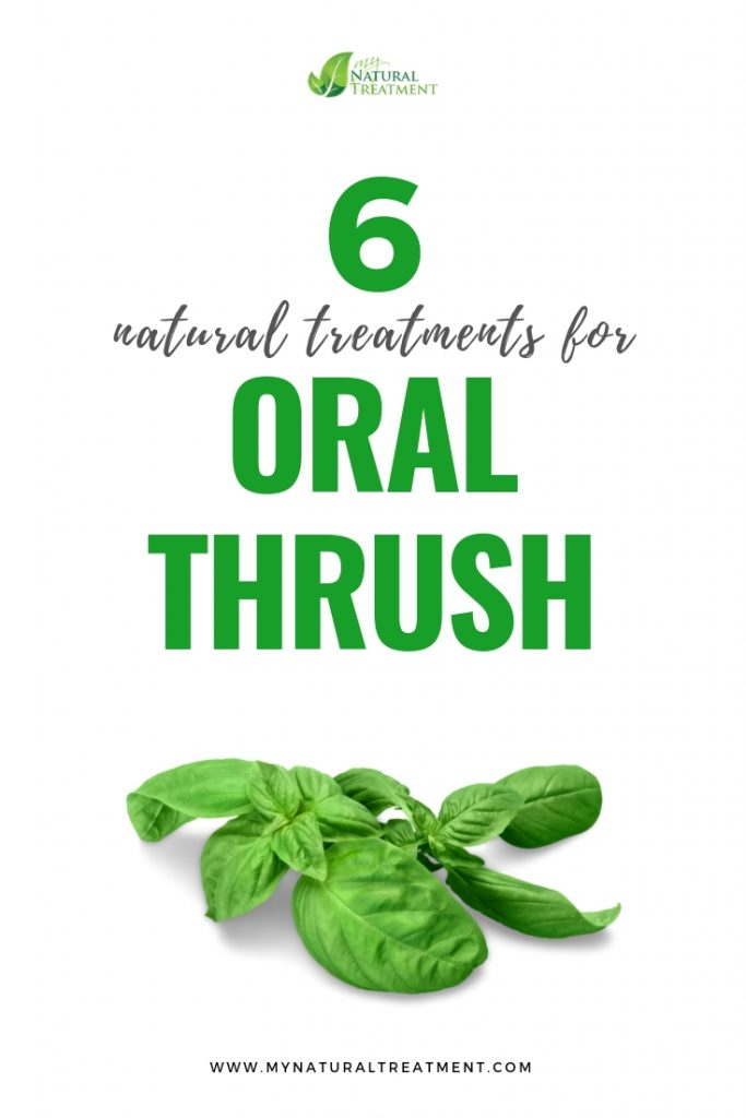 Oral Thrush Natural Treatments & Remedies