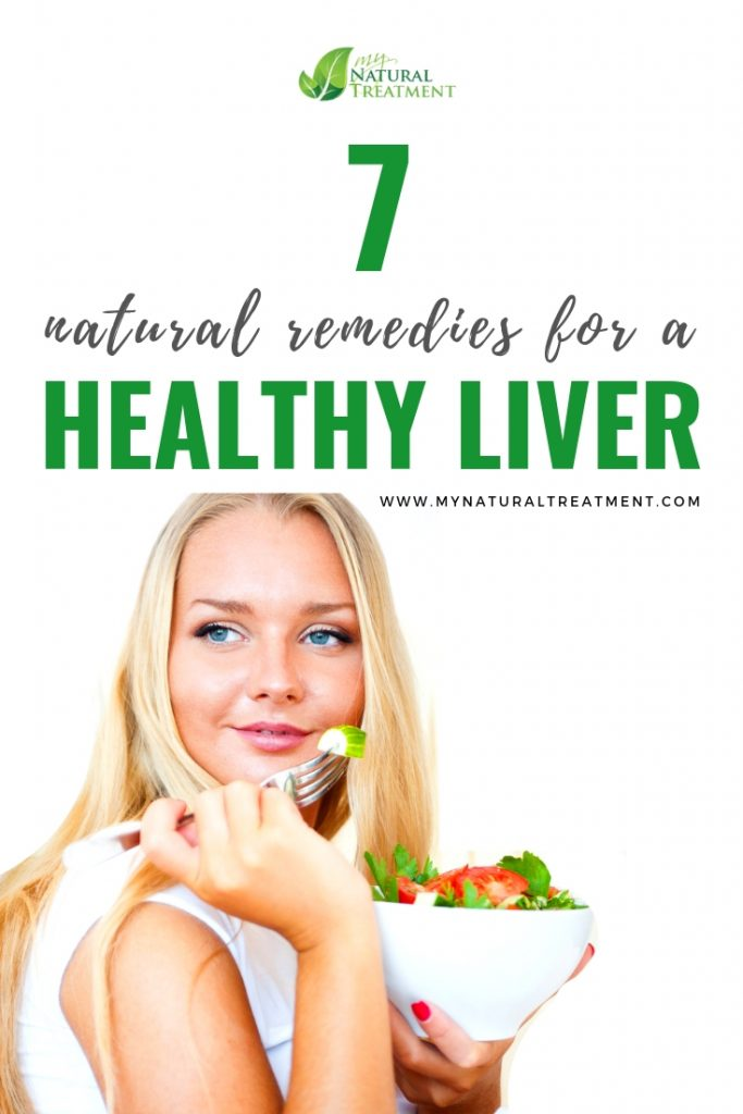 7 Natural Remedies for Liver Health