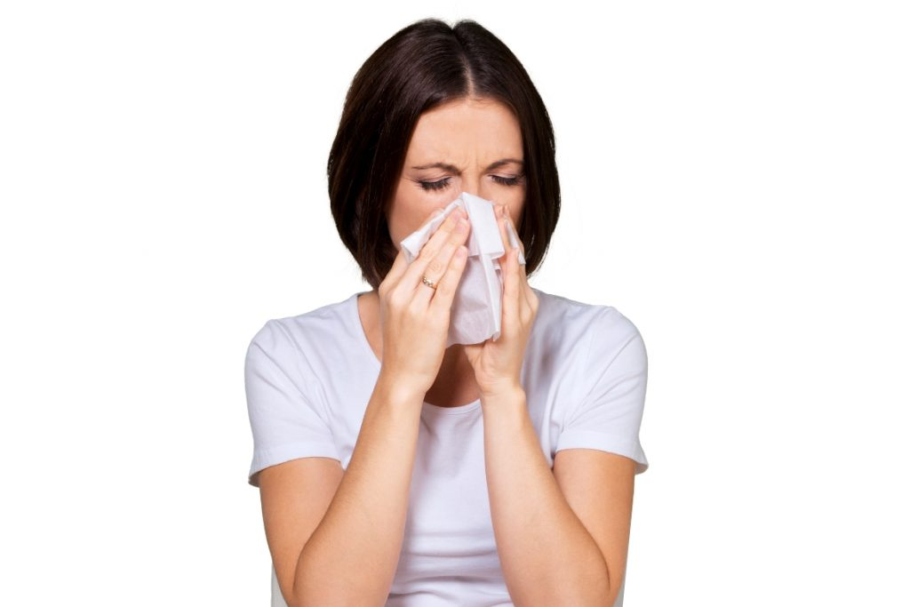 Natural Treatment for Clogged Nose