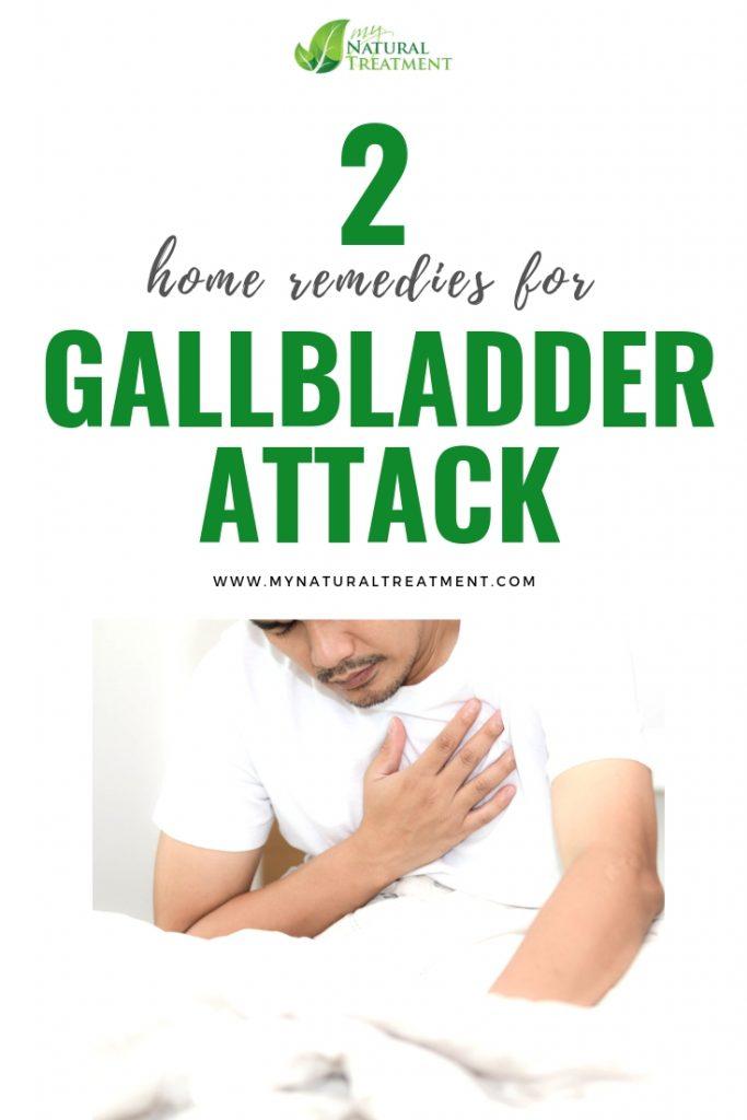 Gallbladder Attack Home Remedies
