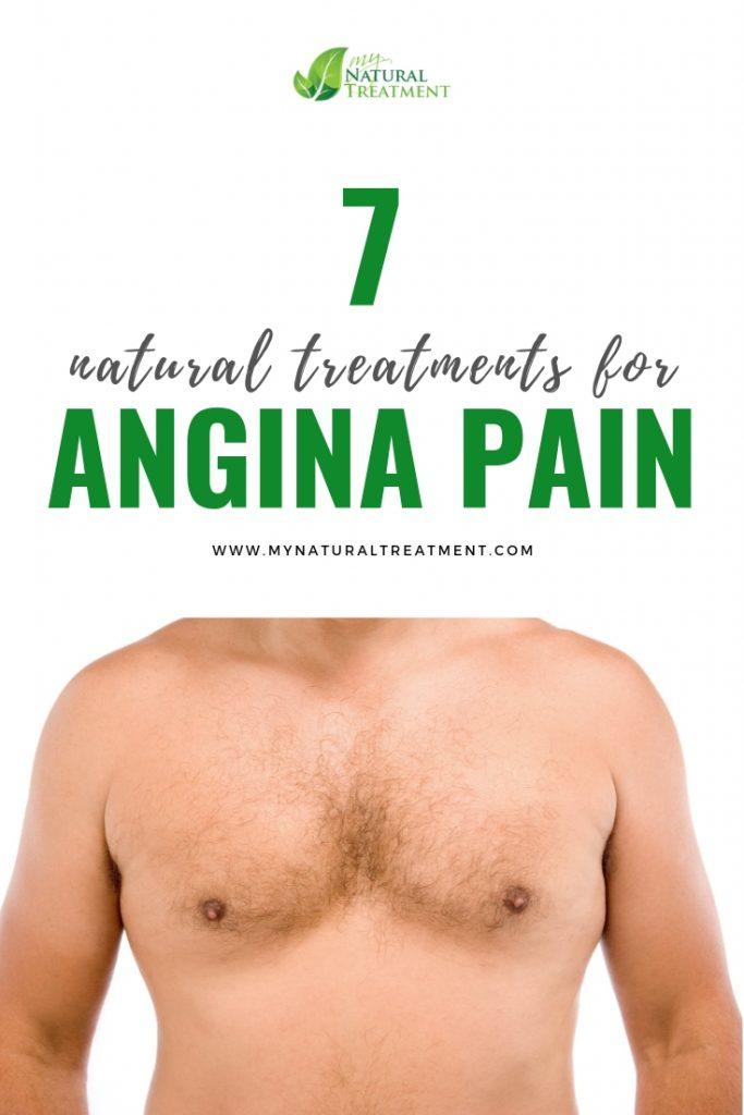 Natural Treatments for Angina Pain