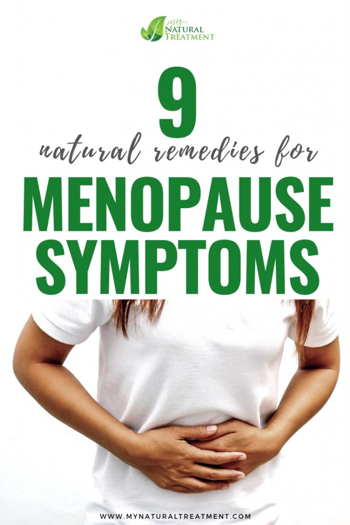 9 Natural Remedies for Menopause Symptoms