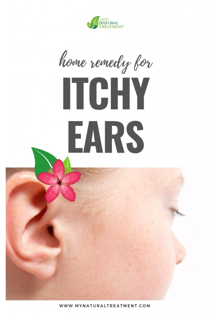 Ear Itch Remedy - MyNaturalTreament