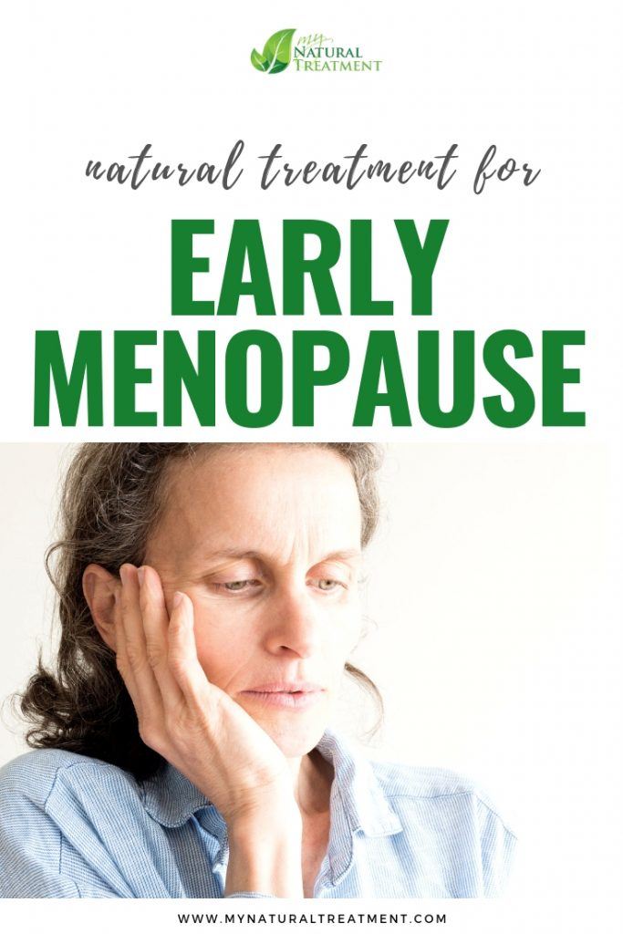 Early Menopause Remedy