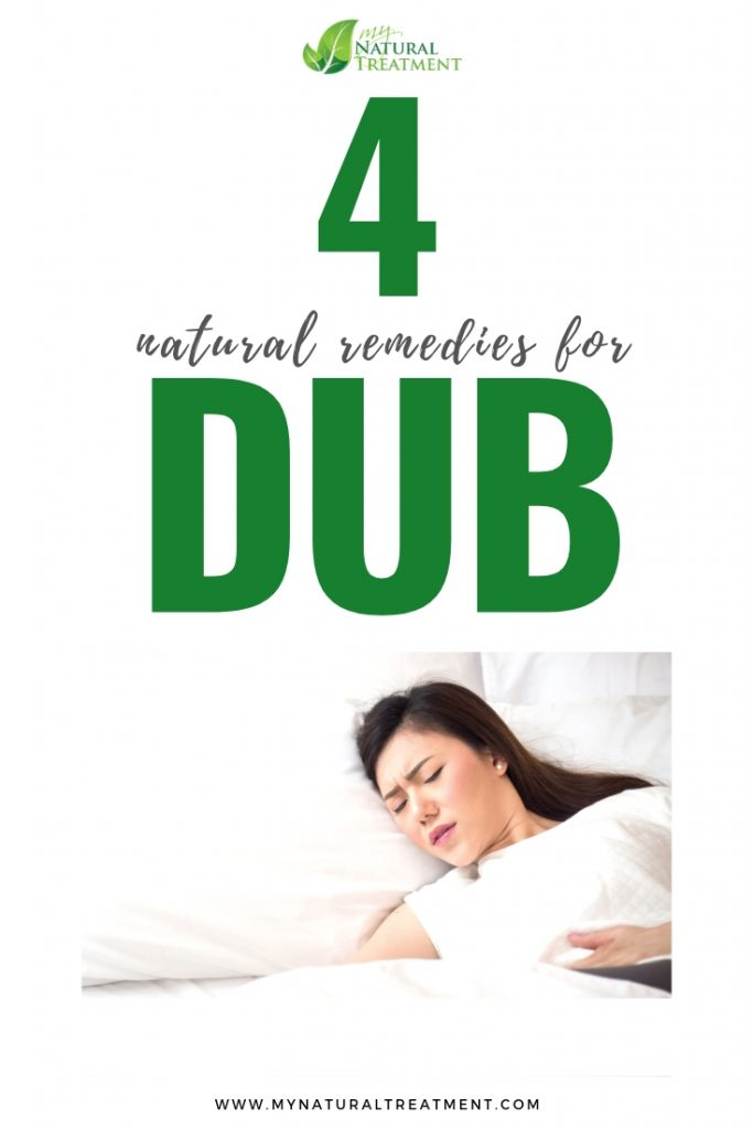 4 Natural Remedies for Dysfunctional Uterine Bleeding - DUB Remedy #dubremedy
