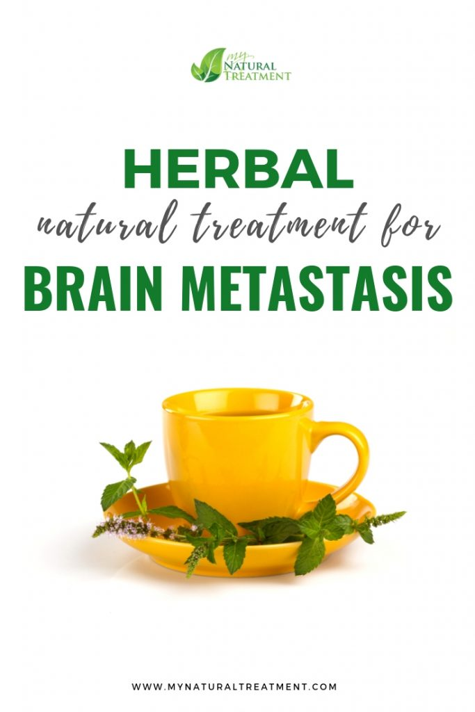 Natural Treatment for Brain Metastasis
