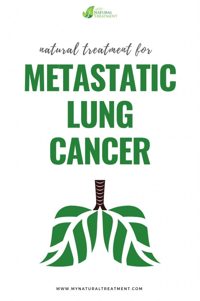 Lung Cancer Metastasis Natural Treatment