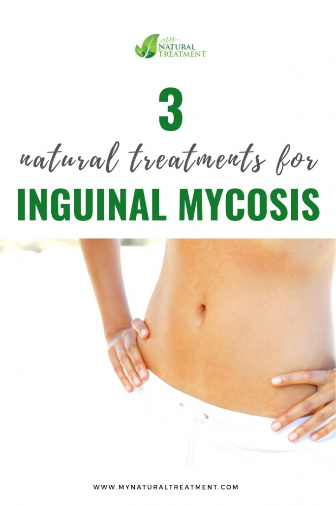 3 Natural Remedies for Inguinal Mycosis