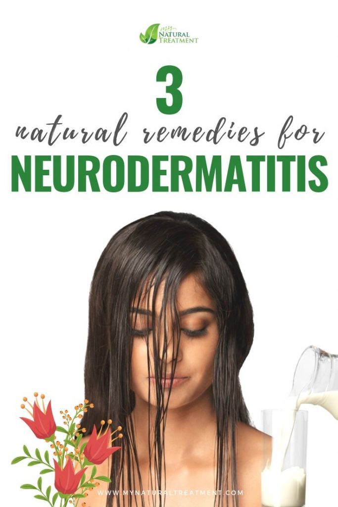 Neurodermatitis Remedies with Milk Whey