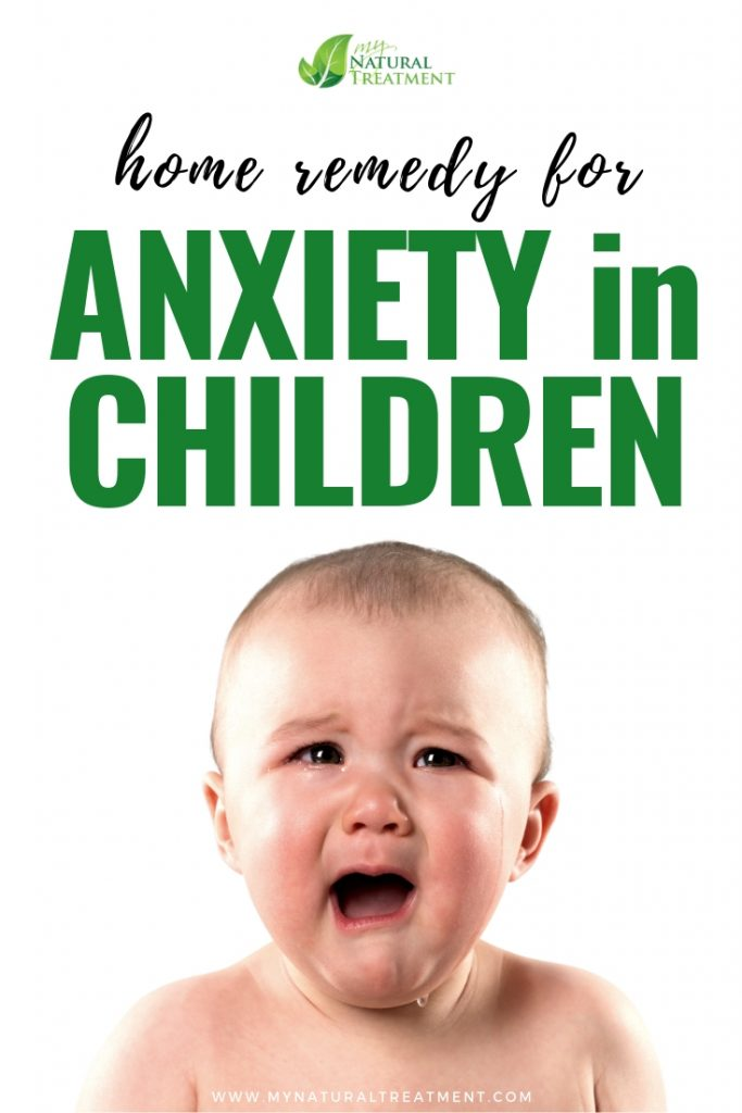 Children Anxiety Remedy