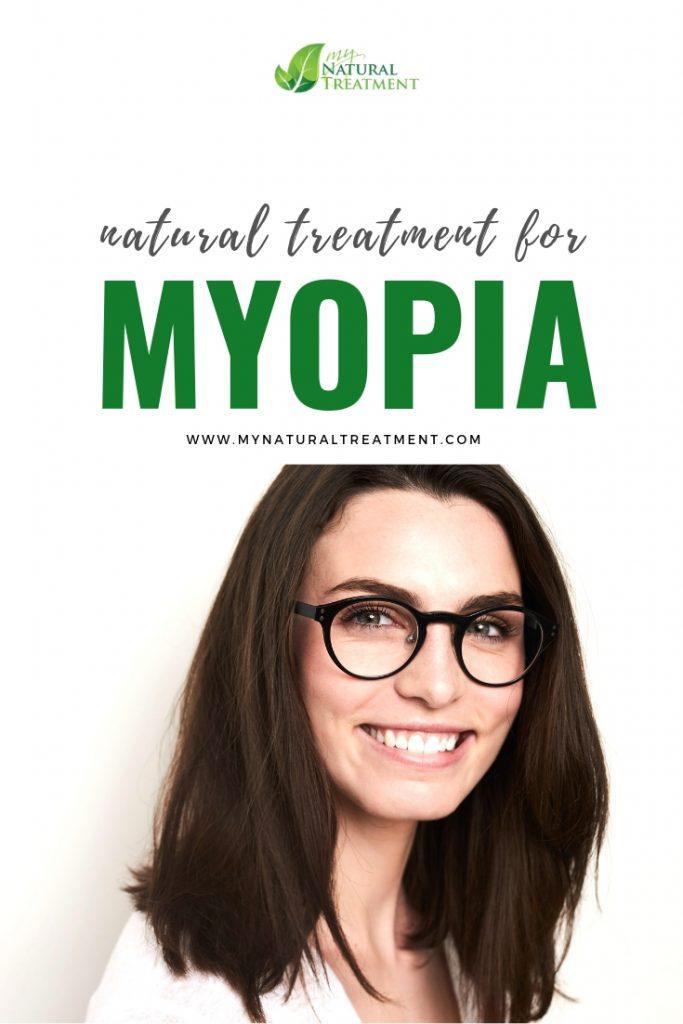 Natural Treatment for Myopia