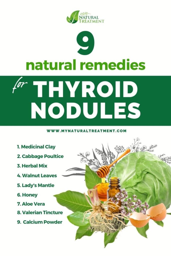 9 Natural Remedies for Thyroid Nodules