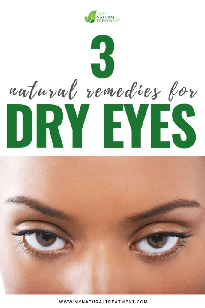 Dry Eyes Remedy