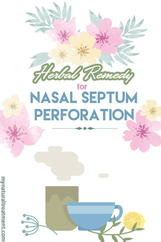 Nasal Septum Perforation Remedies with Plants and Seabuckthron Oil