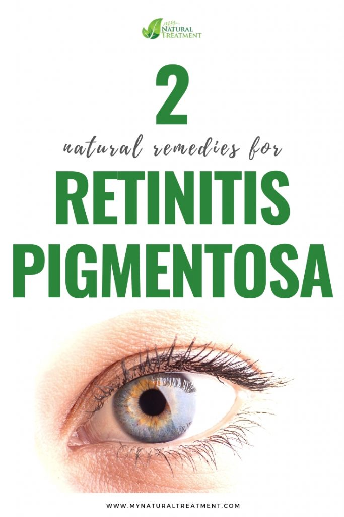 Retinitis Pigmentosa Remedies